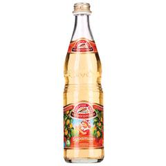 """Лимонад НАПИТКИ ИЗ ЧЕРНОГОЛОВКИ """"Буратино"""", газированный, 0,5 л, стеклянная бутылка"""