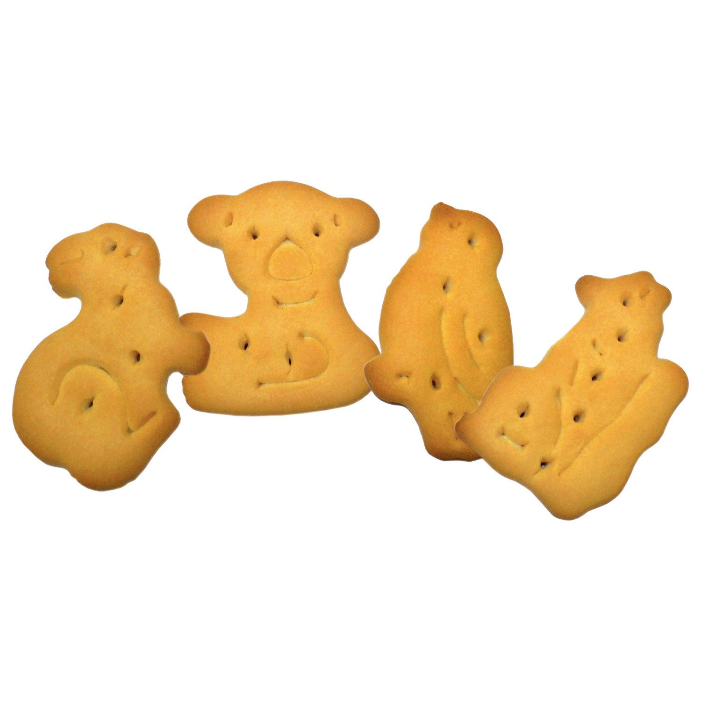 """Печенье БЕЛОГОРЬЕ """"Зоологическое"""", затяжное, 5,5 кг, весовое, гофрокороб"""