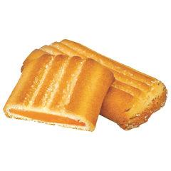 """Печенье БЕЛОГОРЬЕ """"Аллегро"""", сдобное с абрикосовой начинкой, 2,5 кг, весовое, гофрокороб"""