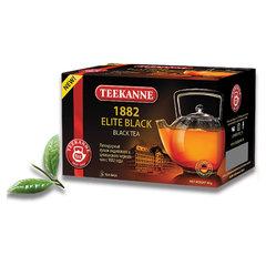 "Чай TEEKANNE (Тиканне) ""Elite Black 1882"", черный, 20 пакетиков по 2 г, Германия"