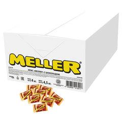"""Конфеты-ирис MELLER (Меллер) """"Шоколад"""", весовые, 4 кг, гофрокороб"""