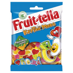 "Мармелад жевательный FRUITTELLA (Фруттелла) ""Крутой микс"", 70 г, пакет"