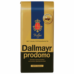 """Кофе в зернах DALLMAYR (Даллмайер) """"Prodomo"""", арабика 100%, 500 г, вакуумная упаковка"""