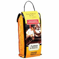 """Кофе в зернах ORIGO (ОРИГО) """"Grande Barista"""", арабика 100%, 1000 г, вакуумная упаковка"""
