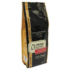 """Кофе молотый ORIGO (ОРИГО) """"Cafe Crema"""", 250 г, вакуумная упаковка"""
