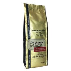 """Кофе молотый ORIGO (ОРИГО) """"Imperial Wiener"""", арабика 100%, 250 г, вакуумная упаковка"""