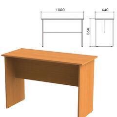 """Стол приставной """"Фея"""", 1000х440х650 мм, цвет орех милан, СФ04.5"""