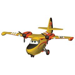"""Модель для сборки """"Самолеты. Огонь и вода. Плюшка"""", масштаб 1:100, по лицензии Disney, ЗВЕЗДА, 2076"""