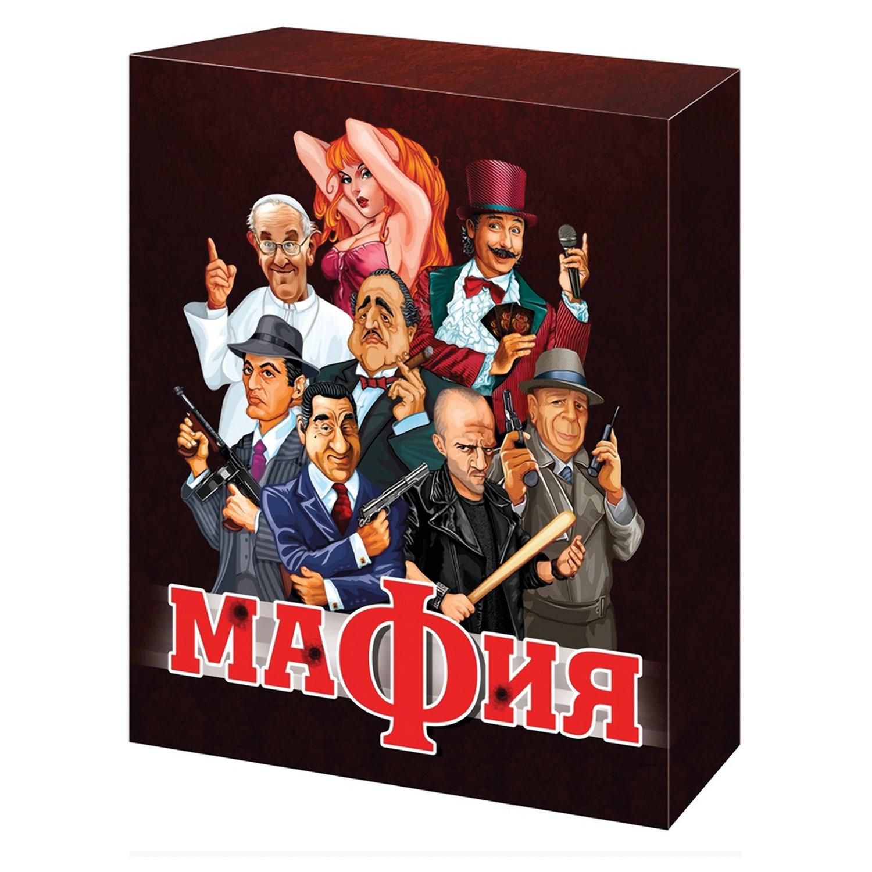 """Игра настольная карточная """"Мафия"""", """"Десятое королевство"""", 01895"""