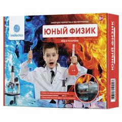"""Набор для экспериментов """"Юный физик. Лед и пламень"""", INTELLECTICO"""