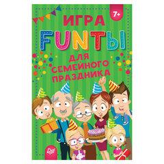 """Игра карточная """"FUNты для семейного праздника"""", Питер"""