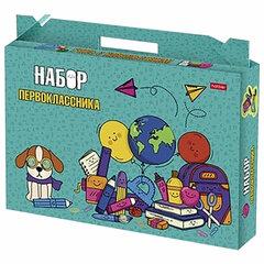 """Набор для Первоклассника в подарочной упаковке """"Универсальный"""", HATBER, Нп4_23390"""