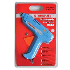 Клеевой пистолет REXANT, 100 Вт, для стержня 11 мм, в блистере