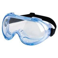 Очки защитные закрытые РОСОМЗ ЗН55 Spark super, прозрачные, непрямая вентиляция, незапотевающее покрытие, поликарбонат