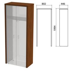 """Декоративное обрамление шкафов """"Приоритет"""", 802х446х1994 мм, ноче милано (КОМПЛЕКТ)"""