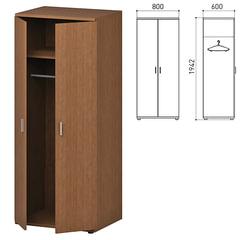 """Шкаф для одежды """"Профит"""", 800х600х1942 мм, орех онтарио (КОМПЛЕКТ)"""