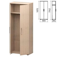 "Шкаф для одежды ""Старк"", 800х384х1942 мм, дуб шамони (КОМПЛЕКТ)"