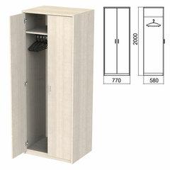 """Шкаф для одежды """"Арго"""", 770х580х2000 мм, ясень шимо (КОМПЛЕКТ)"""